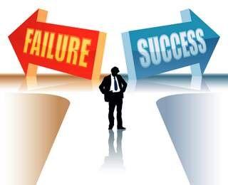 Sự khác biệt giữa thành công và thất bại
