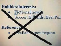 Một số điều nên và không nên đề cập trong bản sở yếu lý lịch hồ sơ xin việc