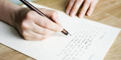 10 điều cần lưu ý khi viết đơn xin việc